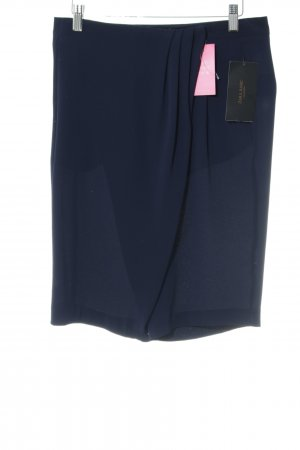 Zara Basic Skorts blau Business-Look