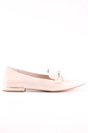 Zara Basic Pantofola crema stile professionale