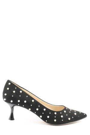 Zara Basic Spitz-Pumps schwarz Elegant