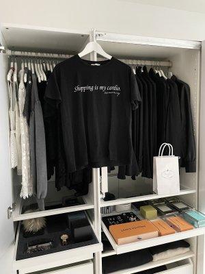 Zara Basic Statement Blogger Fashion T-Shirt