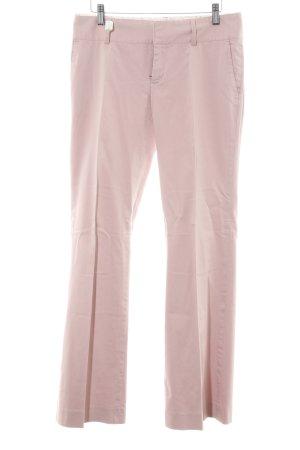 Zara Basic Stoffhose pink-nude Elegant