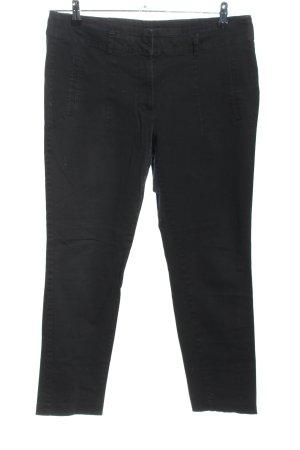 Zara Basic Jeans stretch noir style décontracté