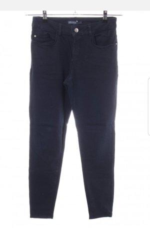 Zara Basic Stretch Jeans blau Casual-Look 38 40