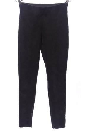Zara Basic Pantalon strech noir style d'affaires