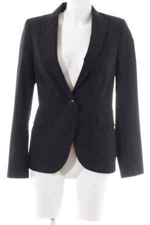 Zara Basic Blazer sweat noir style d'affaires