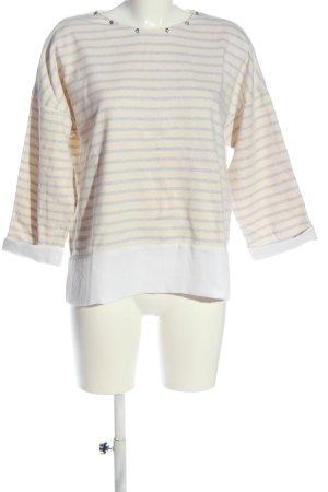Zara Basic Sweatshirt imprimé allover style décontracté