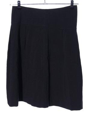 Zara Basic Cirkelrok zwart casual uitstraling