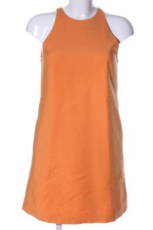 Zara Basic Trägerkleid hellorange Casual-Look