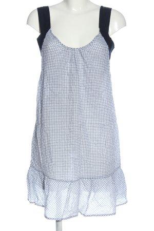 Zara Basic Trägerkleid Karomuster Casual-Look