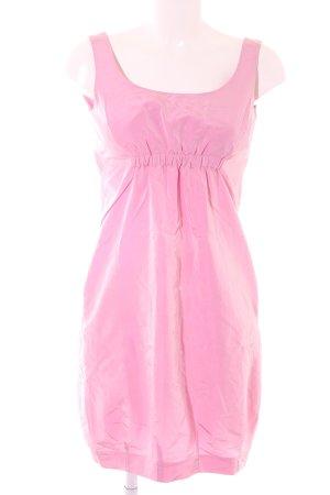 Zara Basic Trägerkleid rosa Party-Look