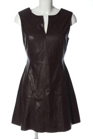 Zara Basic Trägerkleid braun Elegant