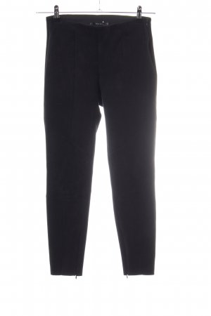 Zara Basic Treggings negro look casual