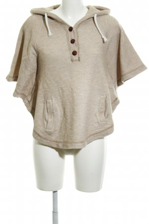 Zara Basic Jersey marinero beige look casual