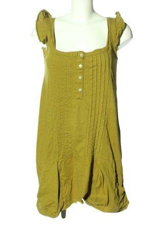 Zara Basic Tuniek groen casual uitstraling