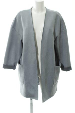 Zara Basic Übergangsmantel mehrfarbig Casual-Look