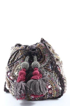 Zara Basic Umhängetasche mehrfarbig Elegant