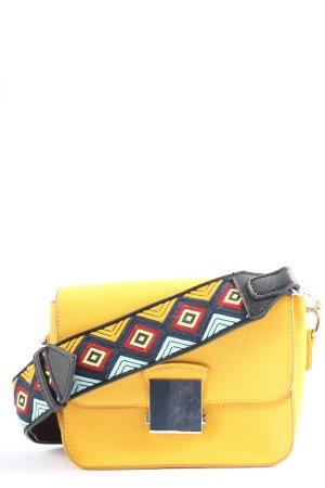 Zara Basic Umhängetasche grafisches Muster Casual-Look