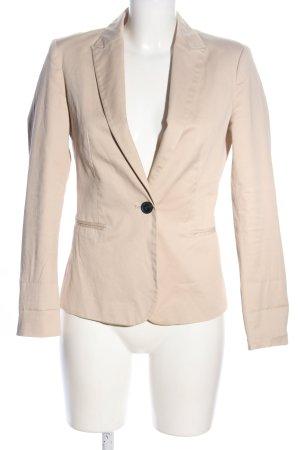 Zara Basic Unisex-Blazer wollweiß Business-Look