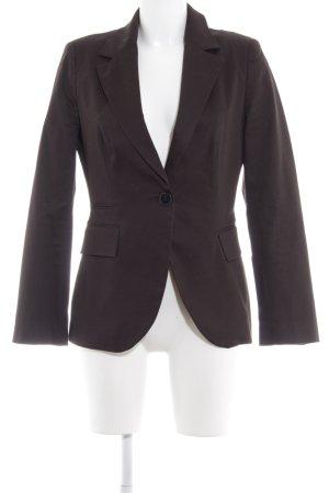 Zara Basic Unisex-Blazer schwarz Elegant