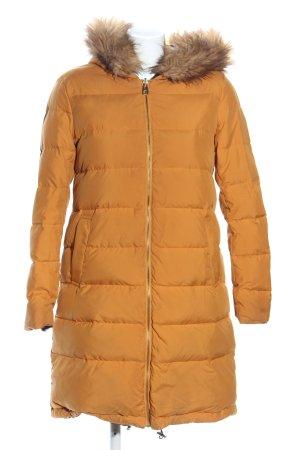 Zara Basic Omkeerbaar jack licht Oranje-blauw casual uitstraling