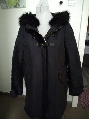 Zara Basic Wintermantel Winterjacke Gr. L