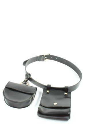 Zara Marsupio nero elegante