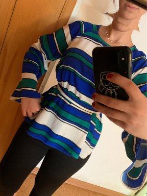 Zara Empiècement de blouses multicolore