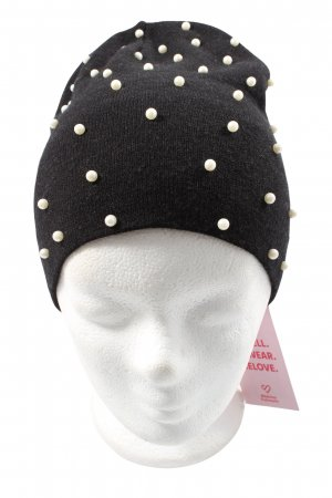Zara Beanie black casual look