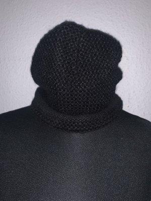 Zara Gorro negro