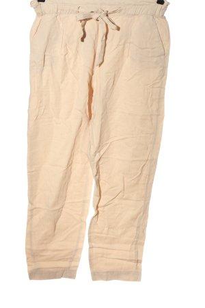 Zara 3/4-Hose nude Casual-Look