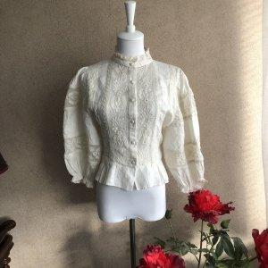 Zara bestickte Bluse Neu vintage
