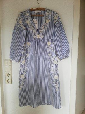 Zara Besticktes Kleid