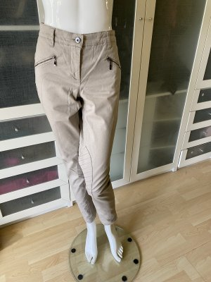 Zara Pantalon d'équitation beige clair