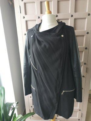 Zara Woman Bikerjack zwart