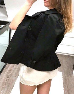 Zara Bikerjacke Blazer Blouson Jacke Gürtel Lederjacke H&M Style Blogger Trenchcoat Cape Tigha