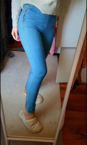 Zara blaue Jeans