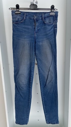 Zara - Blaue Skinny Jeans
