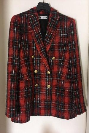Zara Blazer ausverkauft oversized mit wolle
