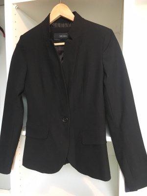 Zara Jersey blazer zwart