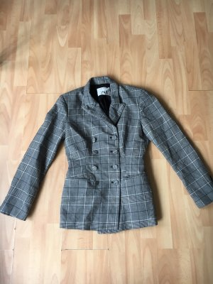 Zara Blazer in tweed multicolore
