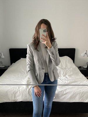 Zara Blazer en jersey multicolore