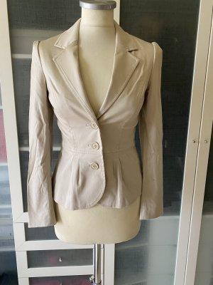 Zara Blazer Gr 34 beige top Zustand