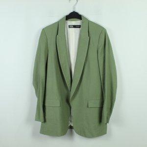 ZARA Blazer Gr. M grün oversized (20/11/040*)