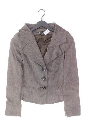Zara Blazer Größe M braun aus Polyester