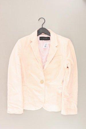 Zara Blazer Größe XL pink aus Baumwolle