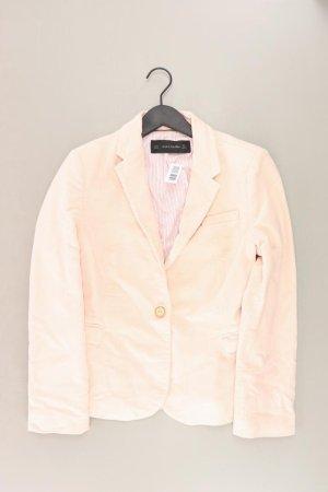 Zara Blazer Größe XL rosa aus Baumwolle