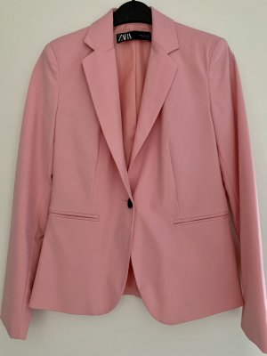 Zara Blazer in rosa