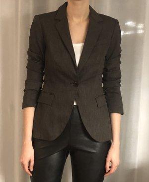 Zara Blazer Jacket brauner Blazer Business Blazer Klassischer Blazer Classic