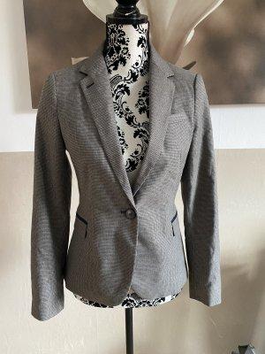 Zara Blazer unisex gris-marrón