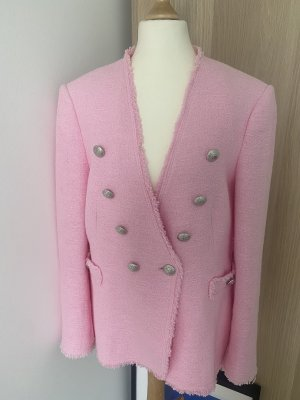 Zara Blazer rosa Gr. M